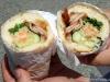 BBQ pork banh mi from Lien Hoa