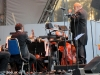 Maestro Victor Vener conducts the orchestra