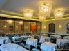 Indoor Sinatra-style dining