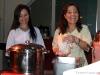 The Ho sisters from Hoan Kien prepare Pho Ga Hoan Kiem