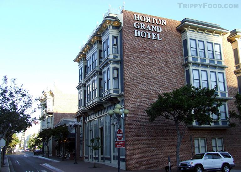 haunted hotel san diego