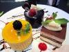 Three self-explanatory desserts