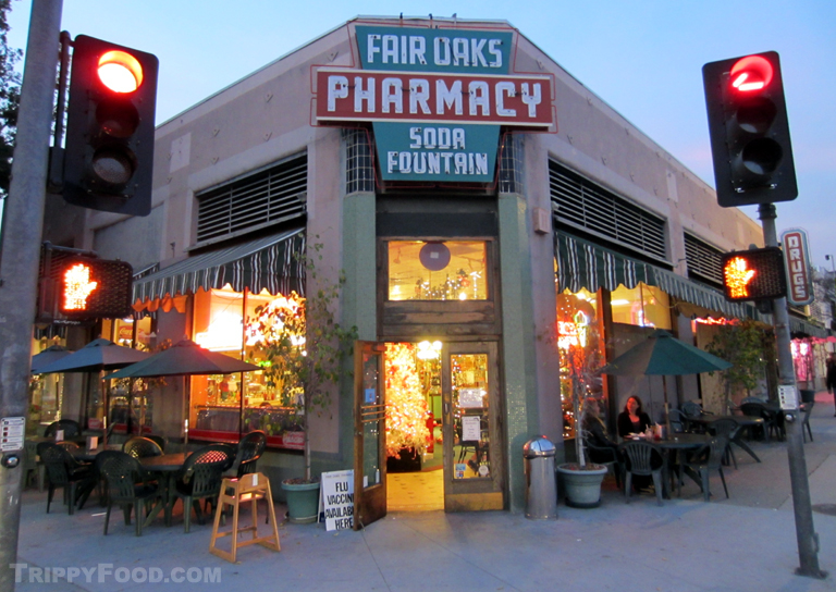 Stop At Fair Oaks Pharmacy In South Pasadena Ca