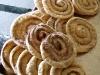 Crunchy cinnamon crisps from Mortensens Bakery