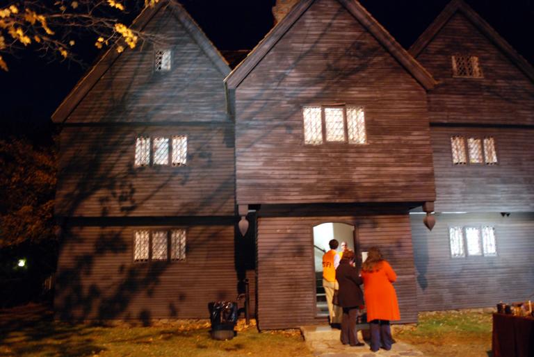 Halloween Party Salem Ma