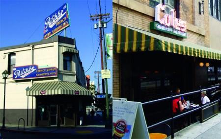 Philippe the Original vs. Coles Pacific Electric Buffet