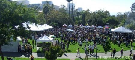 The 5th annual Brazilian Day festival in LA
