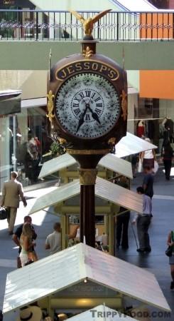 The haunted 1907 Jessop clock