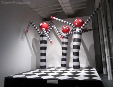 Air Dancers, 2011, Tim Burton