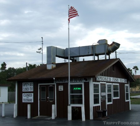 The smokehouse where you can also order to go