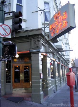 The Buena Vista, American home to Irish Coffee