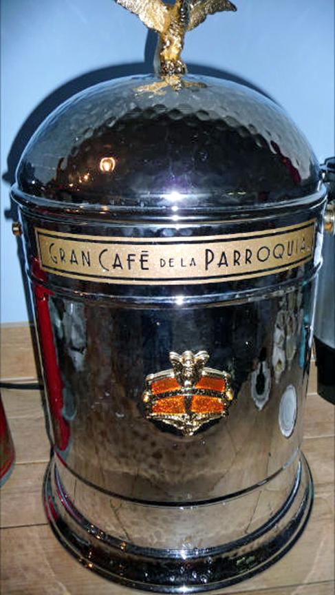 Gran Café de La Parroquia espresso from Veracruz