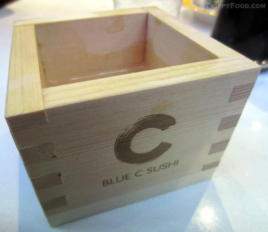 Box of sake, anyone?
