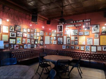 The Carole Lombard Memorial Room